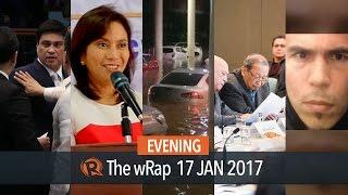 trillanes vs zubiri cdo floods peace talks   evening wrap