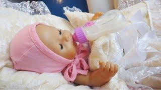 Сборник с куклой Беби Бон Как МАМА ухаживает за Беби Бон, купает и лечит куклу Видео для девочек(Сборник с куклой Беби Бон Как МАМА ухаживает за Беби Бон, купает и лечит куклу Видео для девочек https://youtu.be/F7spt..., 2017-02-10T09:00:12.000Z)