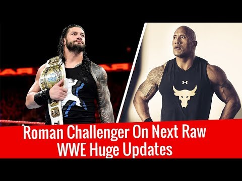 Roman Reigns Big Update On Next Raw | Singh Brothers Update | Rock Guinness Record Raw 4 December