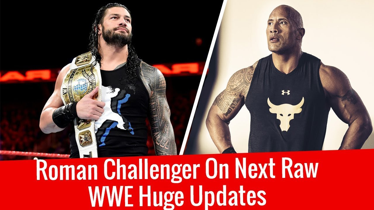 Roman Reigns Big Update On Next Raw   Singh Brothers Update   Rock Guinness  Record Raw 4 December