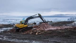 Ликвидация накопленного экологического ущерба. Земля Франца-Иосифа