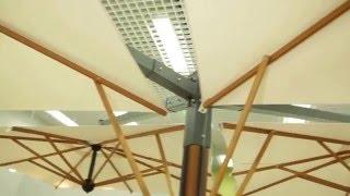 видео Производство дизайнерских зонтов