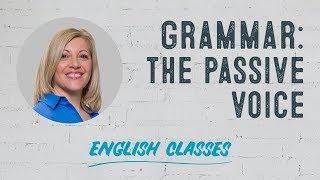Grammar: the passive voice | ABA English