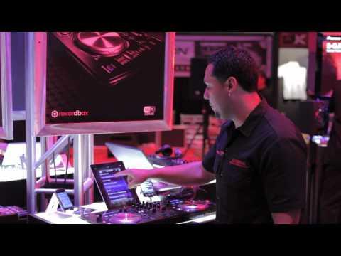 DJ Expo 2012: Pioneer XDJ-Aero Overview | UniqueSquared.com