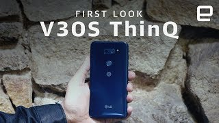 LG V30S ThinQ First Look at MWC 2018