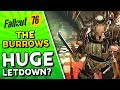 Fallout 76 - The Burrows - Massive Let Down? (Fallout 76 DLC Update Gameplay)