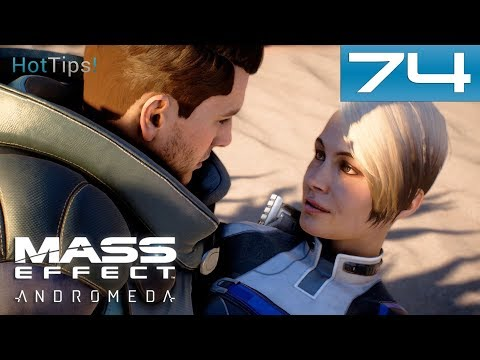 Let's Play Mass Effect: Andromeda - Ep 74 - Catching Up With Crew Part 1 - Gameplay