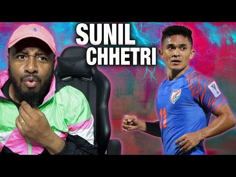 Sunil Chhetri Most Beautiful Skills & Goals 2017/18 Reaction