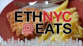Bitok (Chicken Cutlets) and Fried Potatoes: EthNYC Eats thumbnail