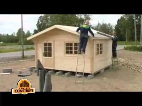 Casas prefabricadas youtube Disenos de casas contemporaneas pequenas