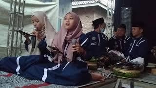Duet Syahdu !! INNAL HABIBAL MUSTHOFA (cover) ~ Voc : 3 DIVA Ratu Banjari Cirebon ~ POP AKUSTIK