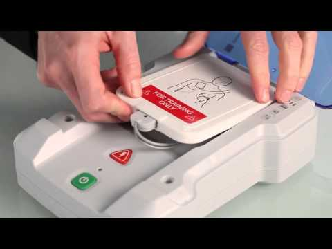Prestan Professional AED Trainer Instructional Video