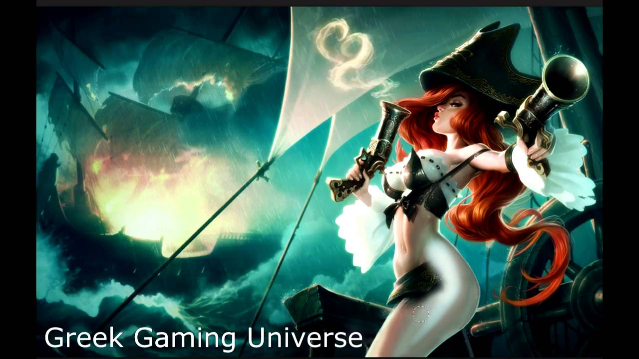 miss fortune sexy