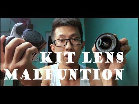 Canon 18-55mm STM lens Error 01