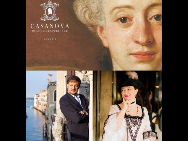 #11 GIACOMO CASANOVA AND HIS VENICE: Conversation with Carlo Parodi