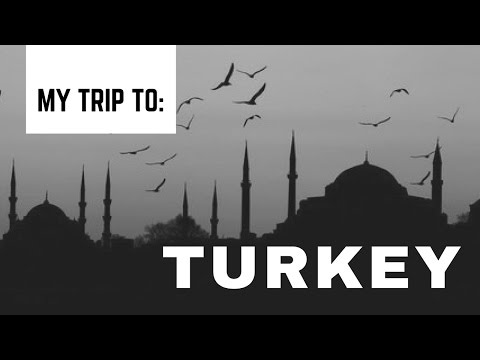 Hello, Turkey.