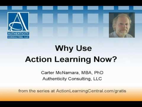 Why Use Action Learning Now? (1 of 5)