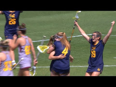 Recap: California women\'s lacrosse triumphs at Arizona State for first conference win