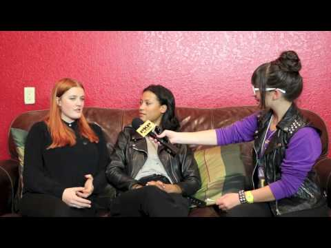 ICONA POP Interview with Pavlina 2013 YBOR CITY Florida