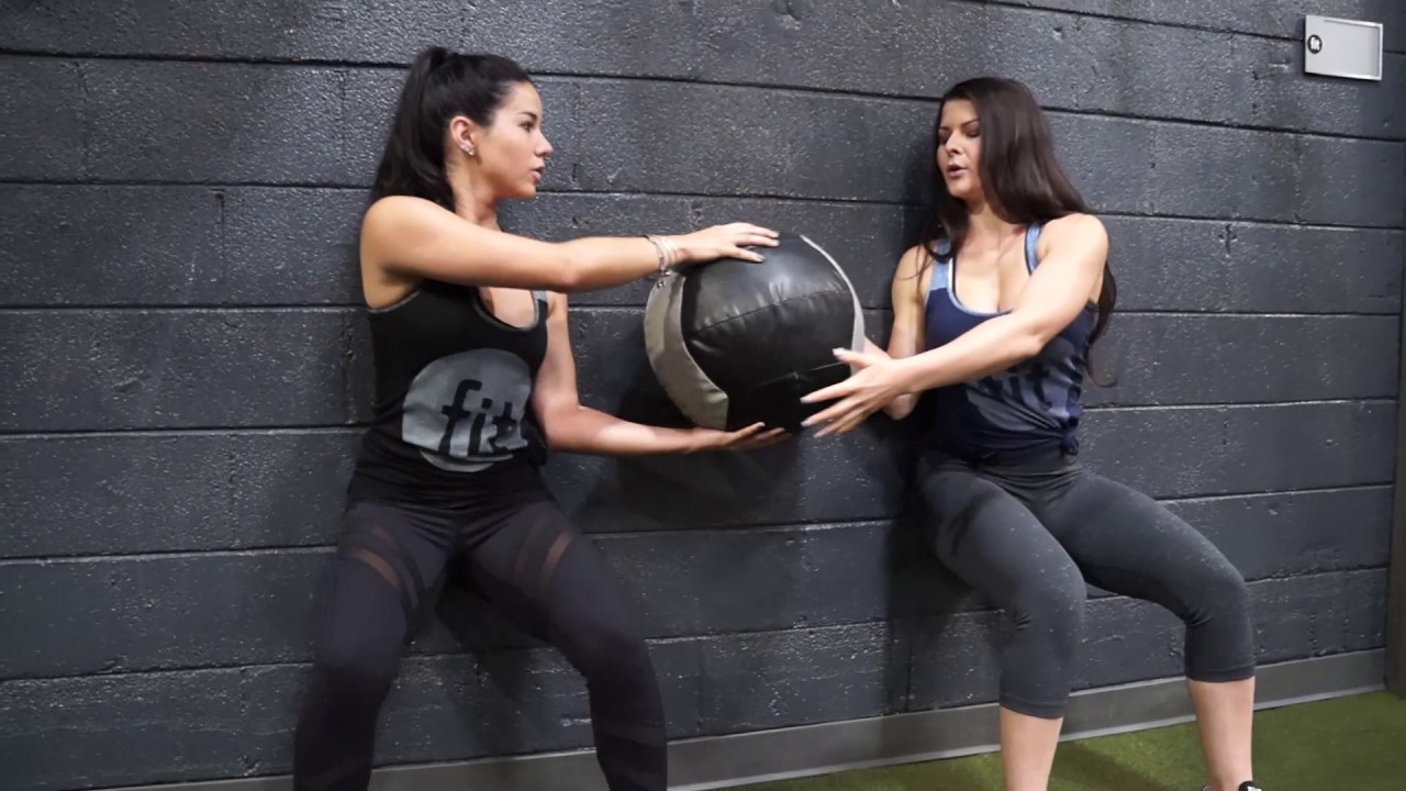 Workout With Fit Athletic Solana Beach's Trainer, Scott Q