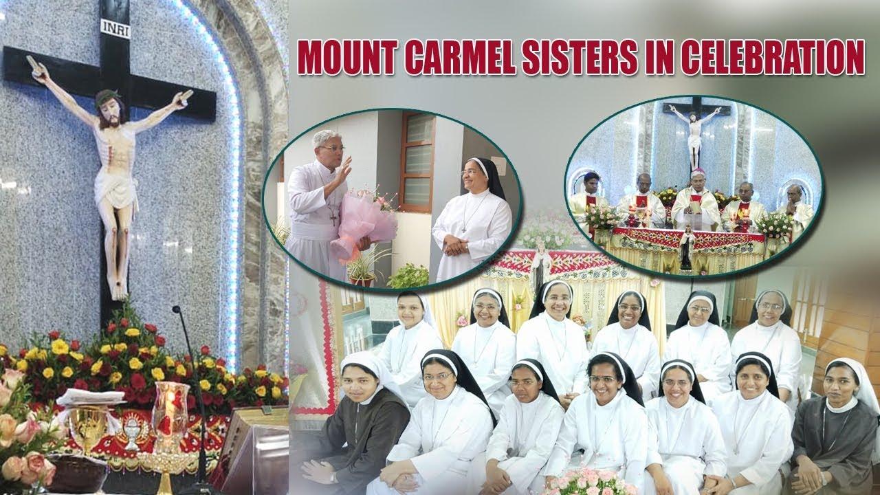 Mount Carmel Sisters in Celebration