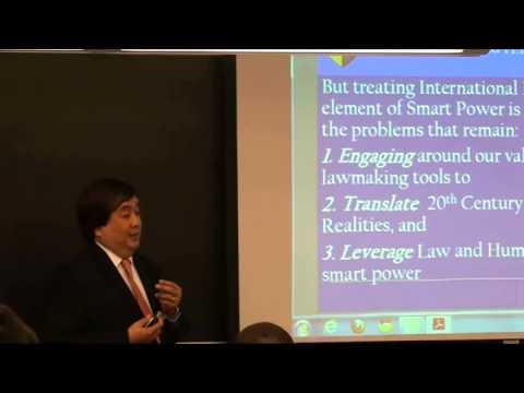 A presentation by Harold H. Koh, former Legal Adviser, U.S. Department of State