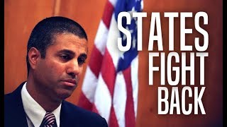 Multiple States Defying FCC With Creation of Their Own Net Neutrality Laws