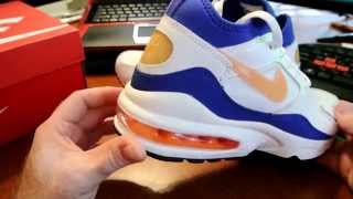 "Nike Air Max 93 ""Bright Citrus"""