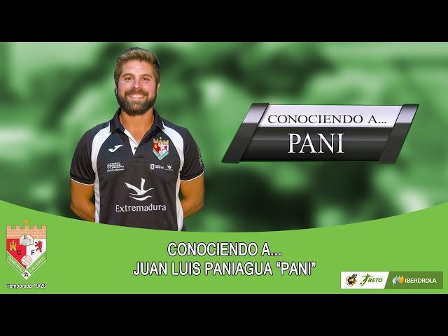 Liga #RetoIberdrola 19/20: #ConociendoA... Juan Luis Paniagua