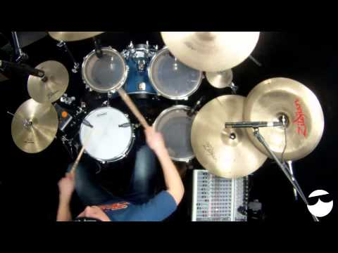 All My Life - Foo Fighters - Drums - Nate...