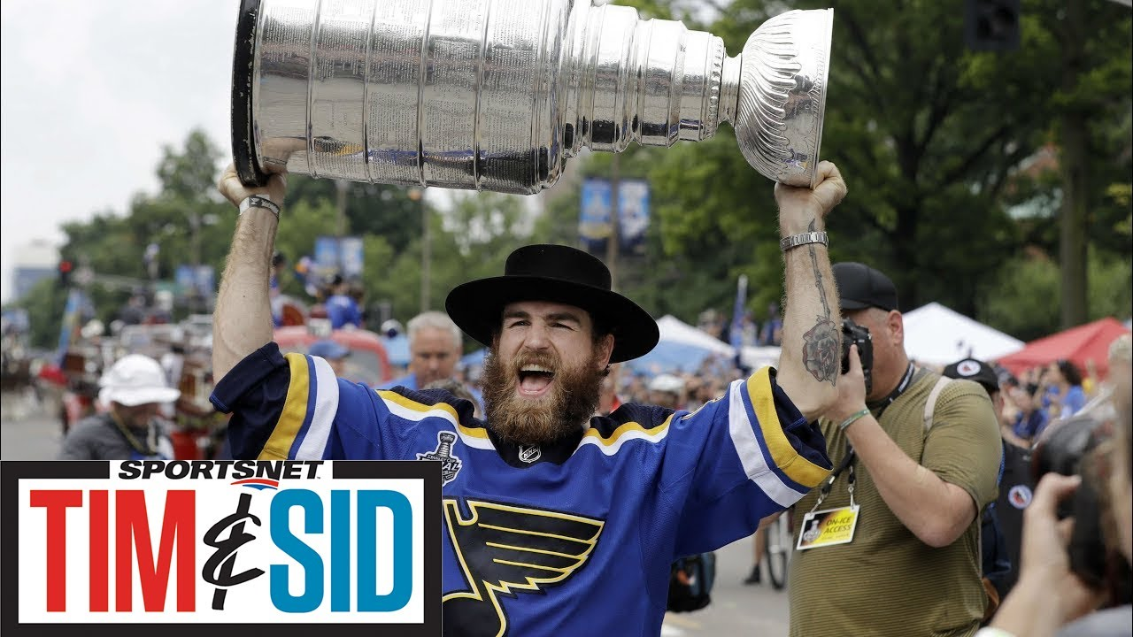 Ryan O'Reilly Knew There Was Something Special With 2019 St. Louis Blues | Tim and Sid