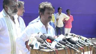 Cheran i got Police Protection last Night - J.K. Ritheesh