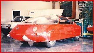 FIATフィアットVignaleヴィニアーレ、こんな車見たことない!