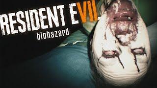 SH!TTIN' MYSELF!   Resident Evil 7: Beginning Hour Gameplay (Bad Ending)