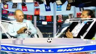 peoples football show Chaker interview s forest fan Barry