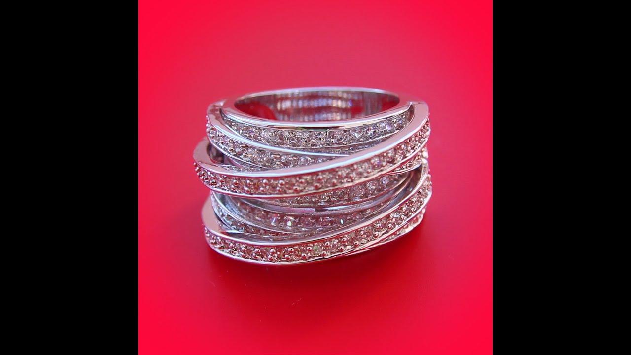 кольца фото бижутерия