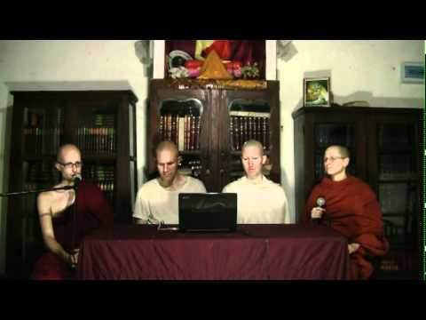 Monk Radio: Scientific Testing of Arahants
