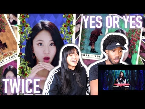 TWICE - YES OR YES | MUSIC VIDEO REACTION