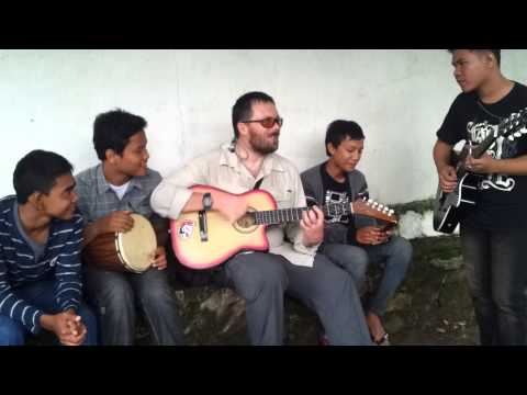 Rockin the free world in Aceh