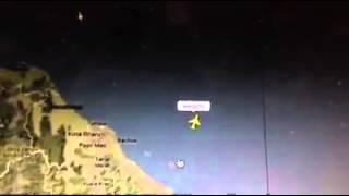 Bukti KehiLangan Pesawat MAS MH370 !