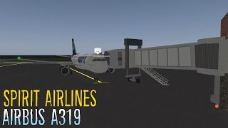 ROBLOX | Spirit Airlines A319