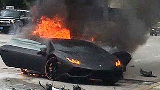 Supercar Crashes \u0026 Fails Compilation 2020 - IDIOT Supercar Drivers, Most Expensive Fails.