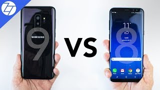Samsung Galaxy S9 vs S8 & Note 8 - Which One to Get?