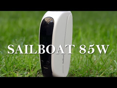 Think Vape Sailboat 85w Mod - Classy & Smart
