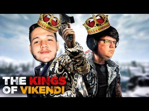 THE KINGS OF VIKENDI - F0REVER E TECNOSH   PUBG