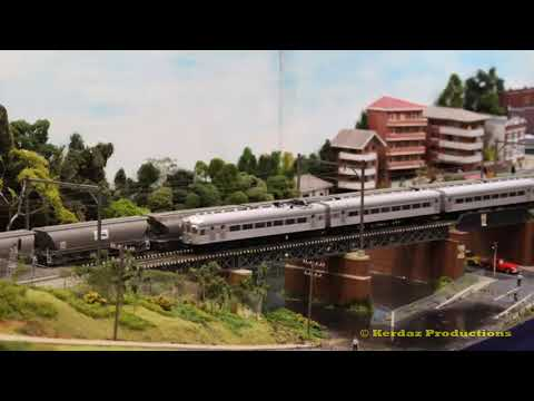 Sydney Model railway Exhibition 2017 Part 4