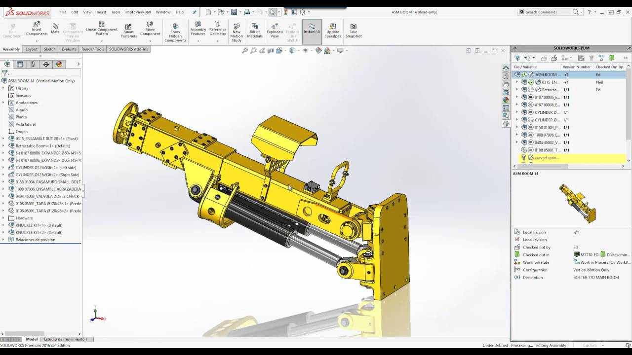 SOLIDWORKS Workgroup PDM support withdrawn - Innova Systems