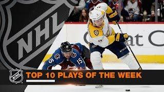 Top 10 Plays of the Week: Playoffs Week 2