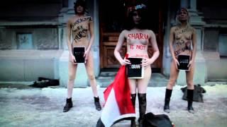 Egyptian Activist Alia al-Mahdi Get Naked 18+