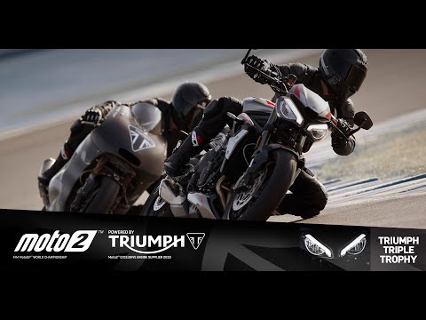 Moto2™ Powered by Triumph - 2020 Season Returns